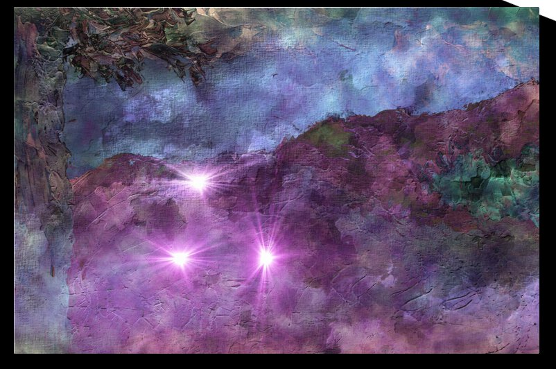 Landscape Mist by Dorothy Berry-Lound