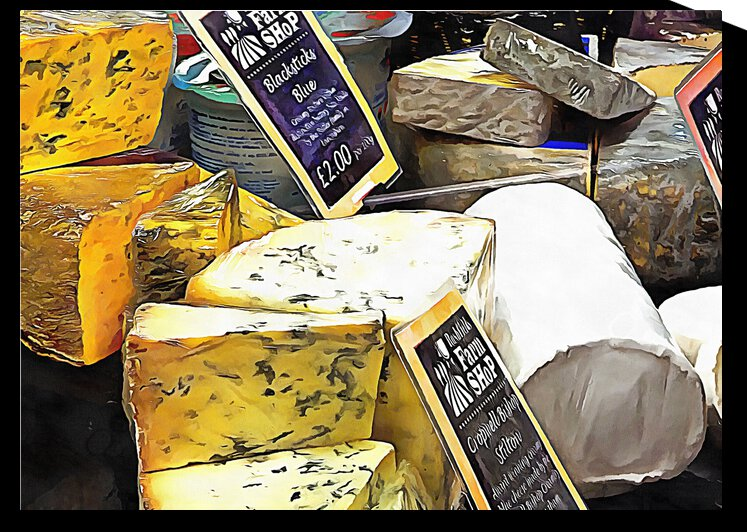 British Cheeses by Dorothy Berry-Lound