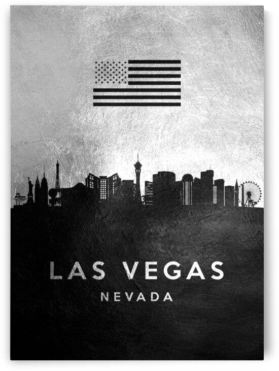 las vegas nevada silver skyline 2 by ABConcepts