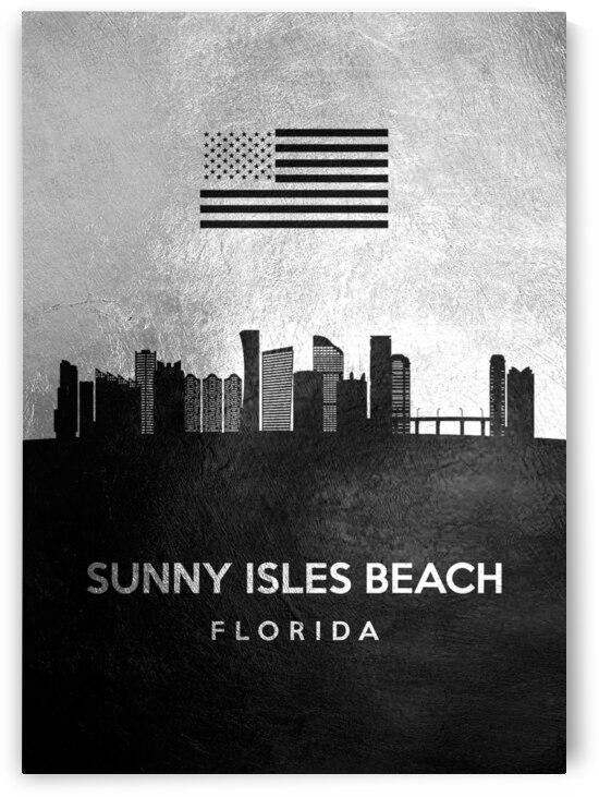 sunny isles beach florida silver skyline 2 by ABConcepts
