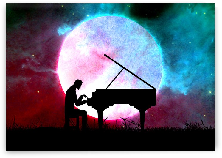 space pianist by ABConcepts