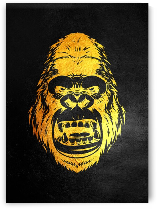 gorilla unlabeled by ABConcepts