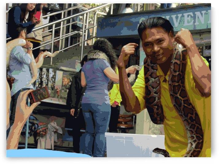 Snake Charmer by Rachael Beauchamp