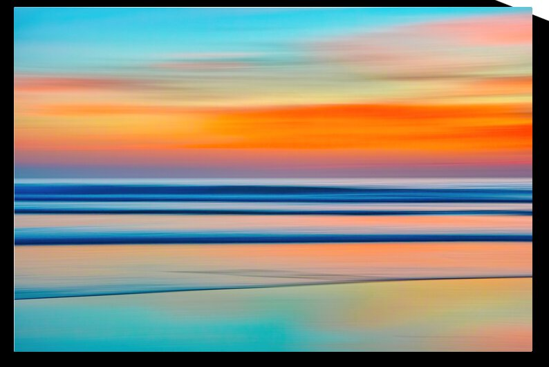 Dream Sequence 2 Blue Dream by Mike Tholen Fine Art