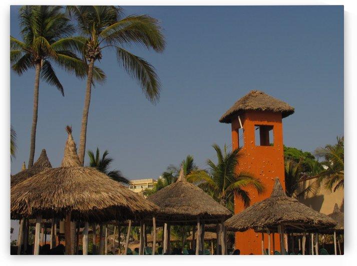 Mazatlan Resort by J  Jasmyn Phillips