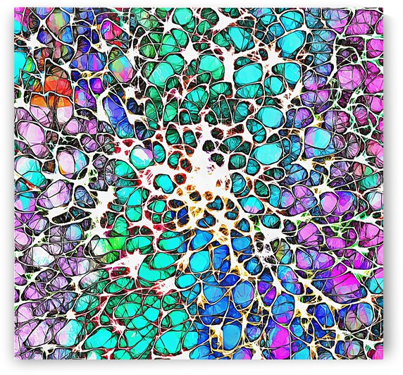 Crystal Musings 4 by Dorothy Berry-Lound