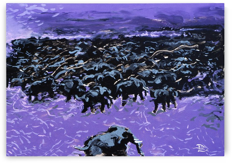 Migration Pattern by Lowell Phoenix Devin