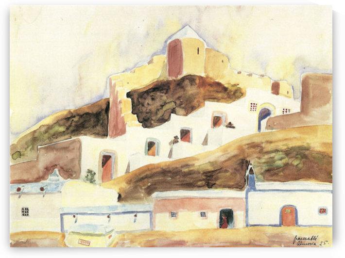 Almeria I by Walter Gramatte by Walter Gramatte