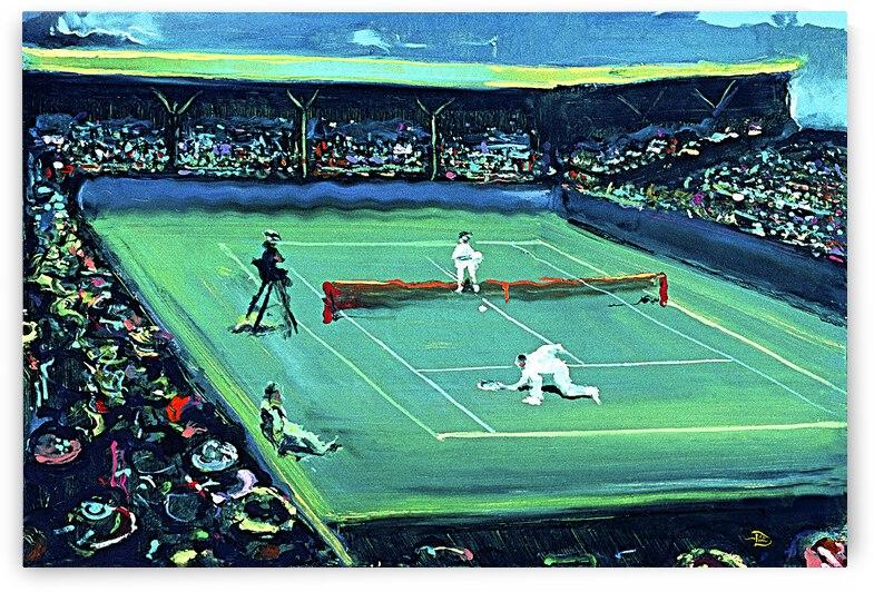 Grand Slam Tennis by Lowell Phoenix Devin