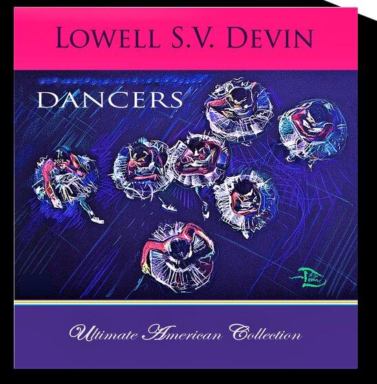 Devin Dancers UAC Show Poster by Lowell Phoenix Devin