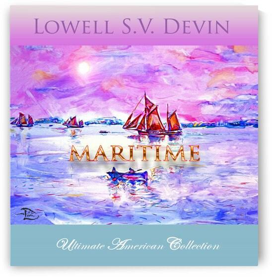 Devin Maritime USC Show Poster by Lowell Phoenix Devin