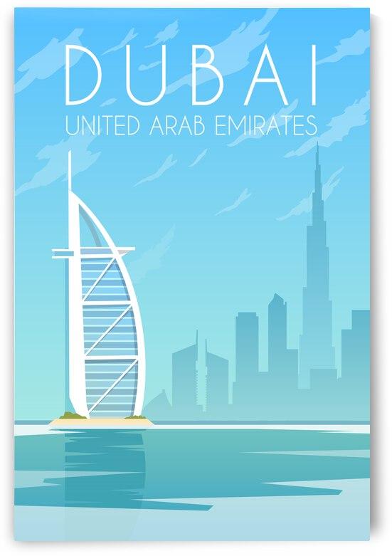 Dubai by SamKal