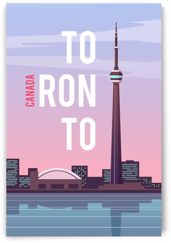 Toronto by SamKal