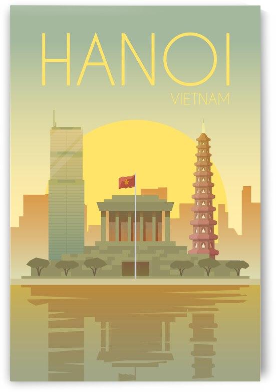 Hanoi by SamKal