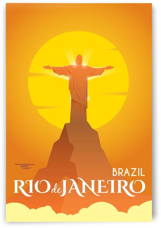 Rio De Janeiro by SamKal