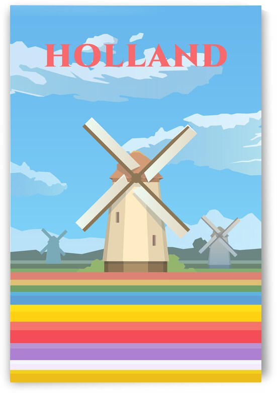Holland by SamKal