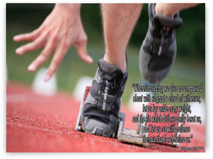 Run the race by Apura