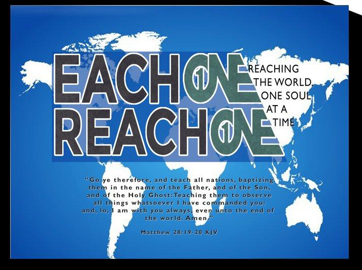 Each one  Reach one by Apura