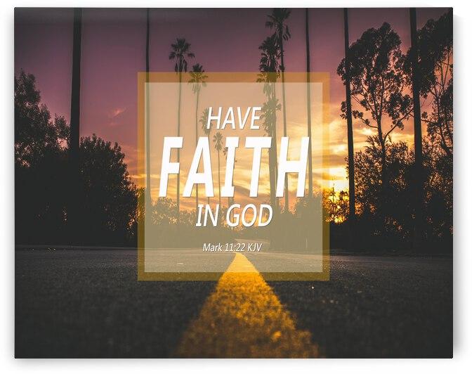Have Faith in God by Apura