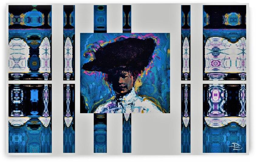 Kate Totem Spears by Lowell Phoenix Devin