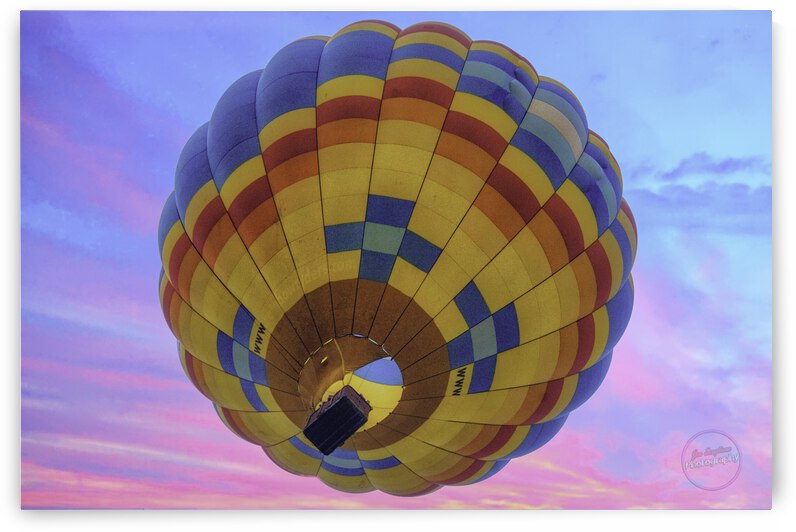 Up Up and Away by Joseph Scaglione III