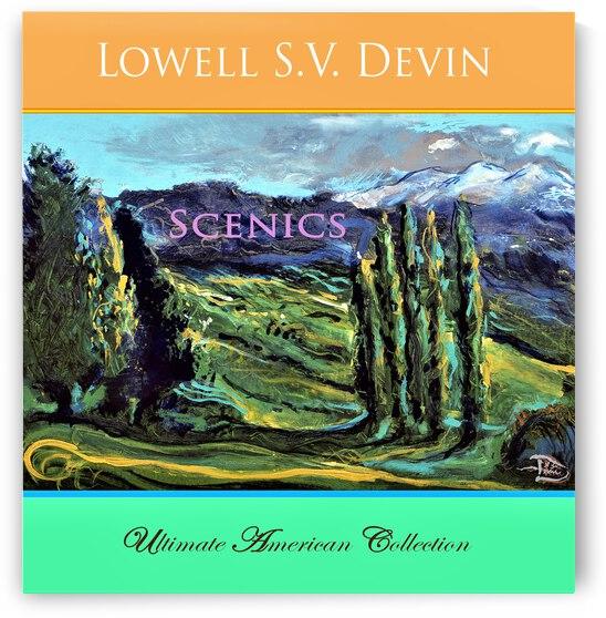 Devin Scenics Museum Poster by Lowell Phoenix Devin