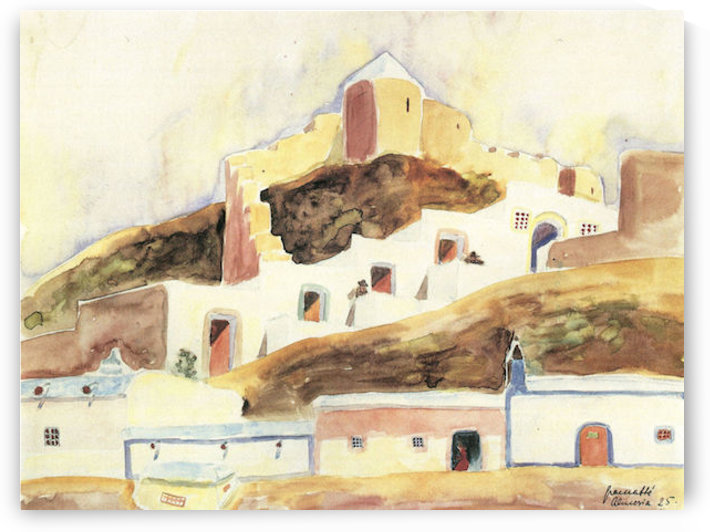Almeria II by Walter Gramatte by Walter Gramatte