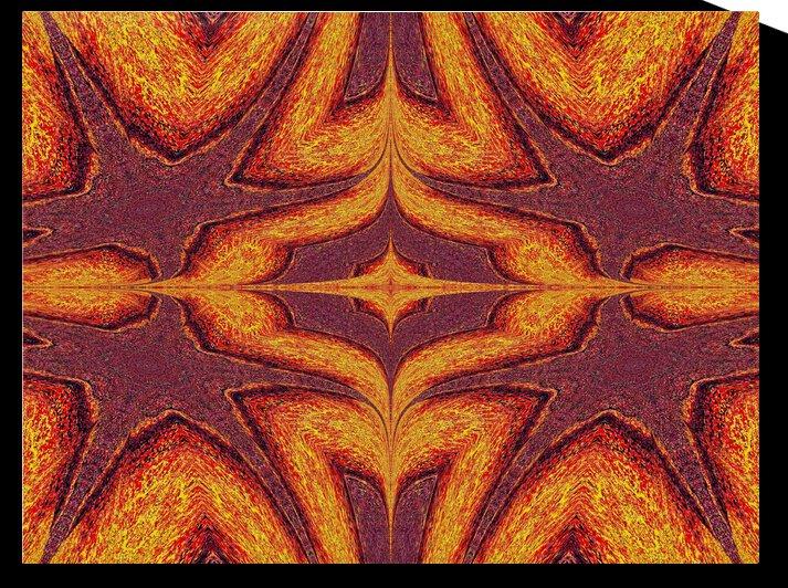 Fire of Itzpapalotl 1 by Sherrie Larch