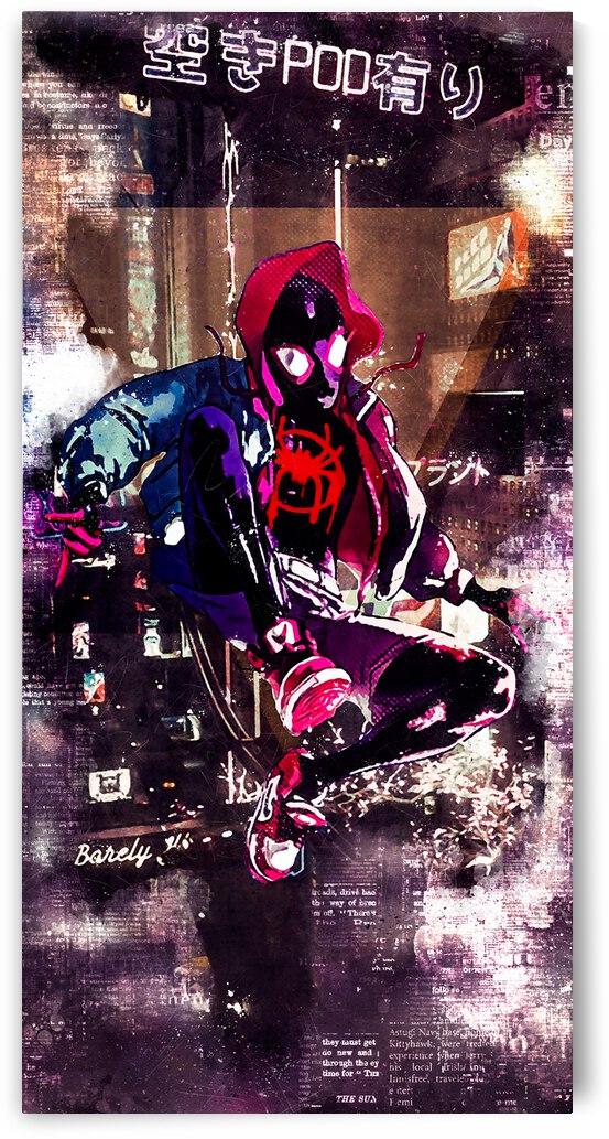 Spider-Man: Miles Morales by Benny Arte