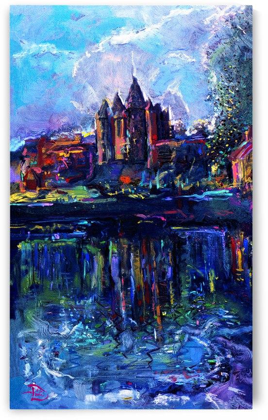 Grail Castle by Lowell Phoenix Devin