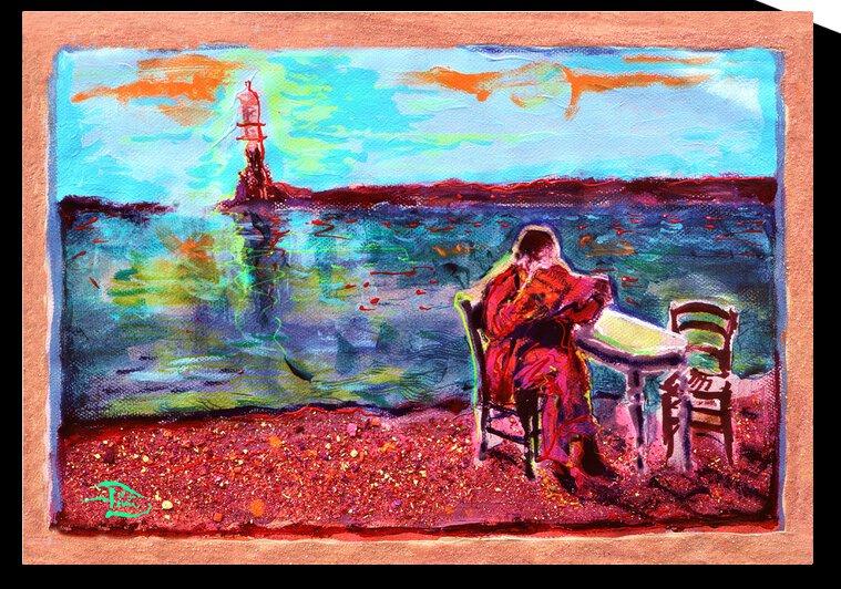 Confetti Beach by Lowell Phoenix Devin