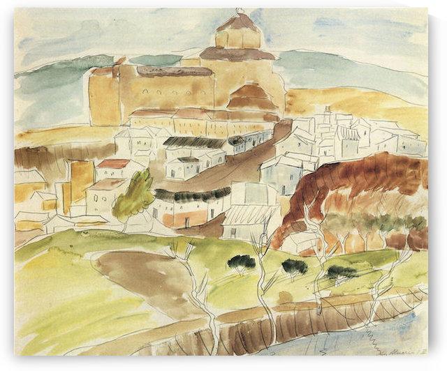Almeria III by Walter Gramatte by Walter Gramatte