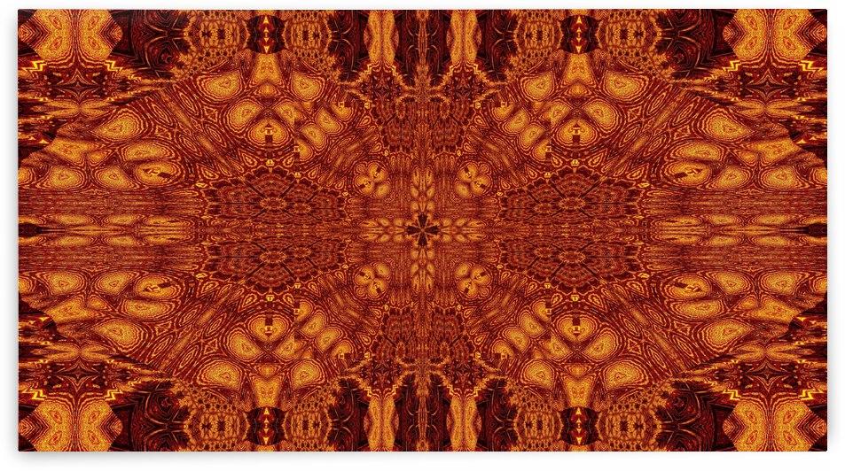 Aztec Sun Fire 115 by Sherrie Larch