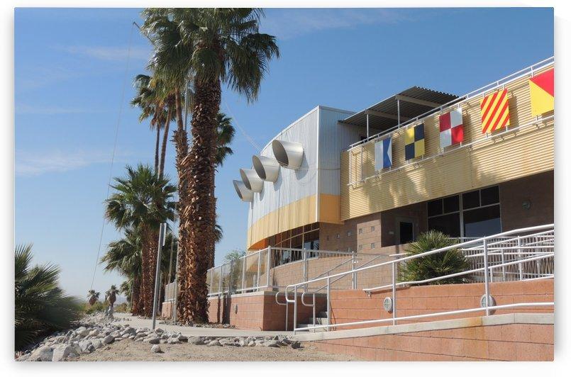 North Shore Beach & Yacht Club 2 by J  Jasmyn Phillips