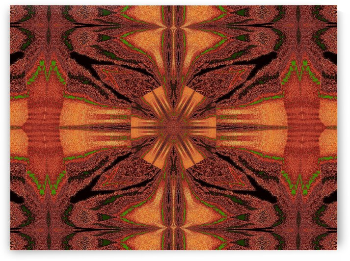 Tribal Sand 2 by Sherrie Larch