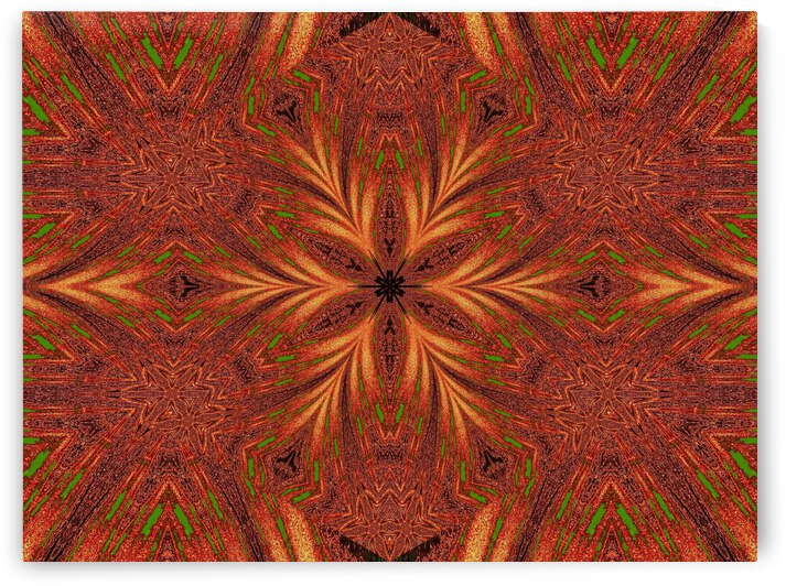 Tribal Sand 13 by Sherrie Larch