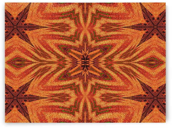 Tribal Sand 14 by Sherrie Larch