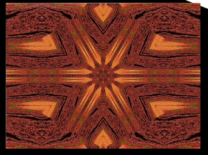 Tribal Sand 15 by Sherrie Larch