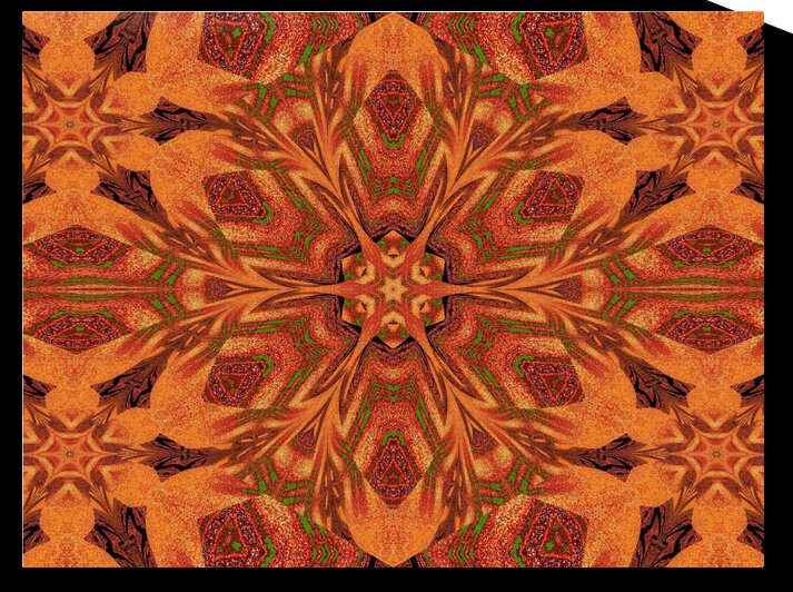 Tribal Sand 25 by Sherrie Larch