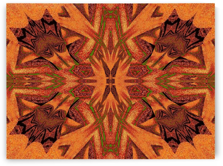 Tribal Sand 27 by Sherrie Larch