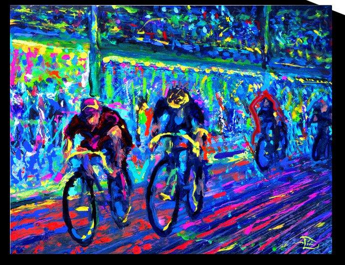 Century Ride West by Lowell Phoenix Devin
