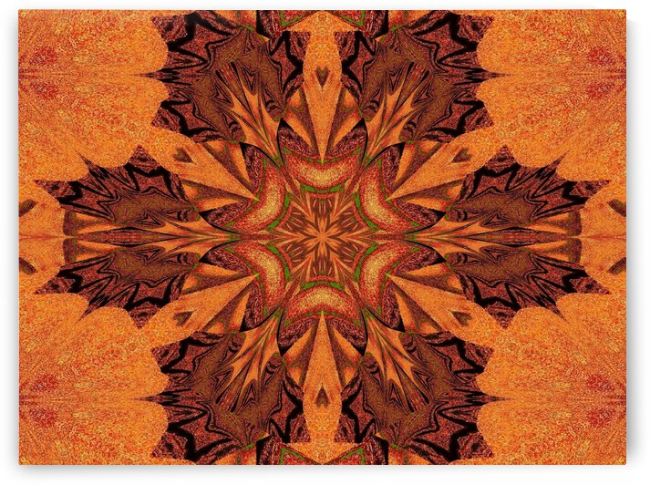 Tribal Sand 30 by Sherrie Larch