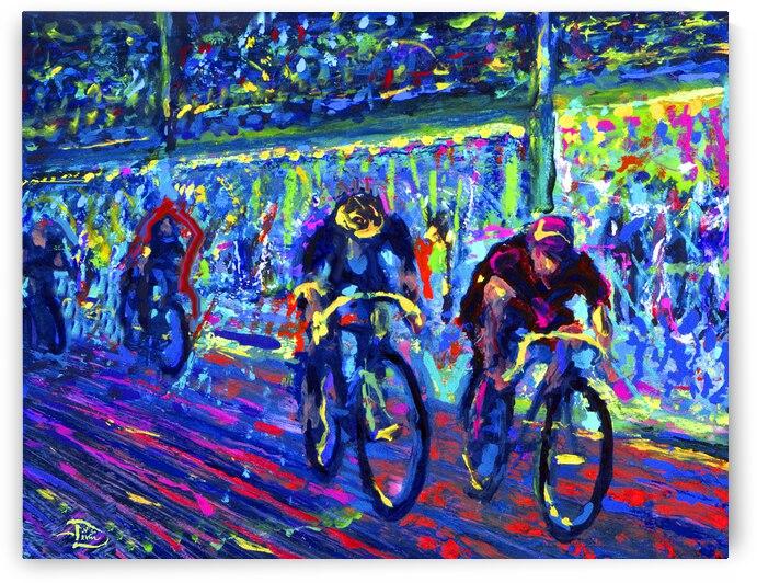 Century Ride East by Lowell Phoenix Devin