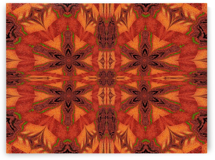 Tribal Sand 49 by Sherrie Larch