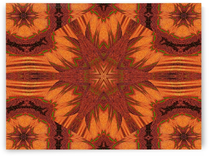 Tribal Sand 60 by Sherrie Larch