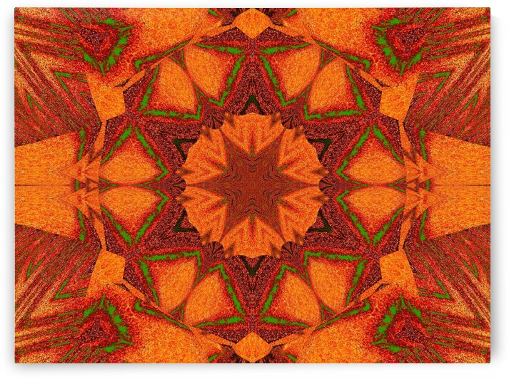 Tribal Sand 67 by Sherrie Larch
