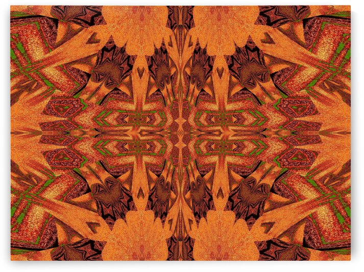 Tribal Sand 75 by Sherrie Larch
