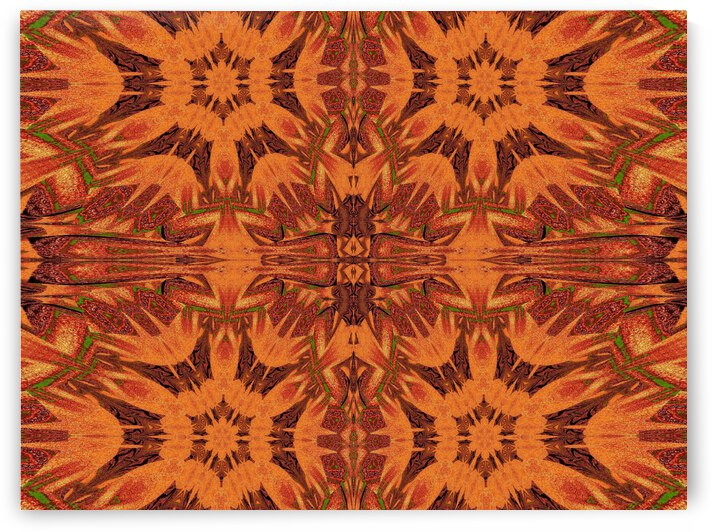 Tribal Sand 80 by Sherrie Larch