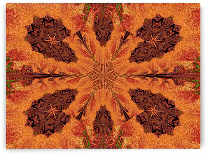 Tribal Sand 88 by Sherrie Larch