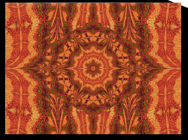 Tribal Sand 90 by Sherrie Larch